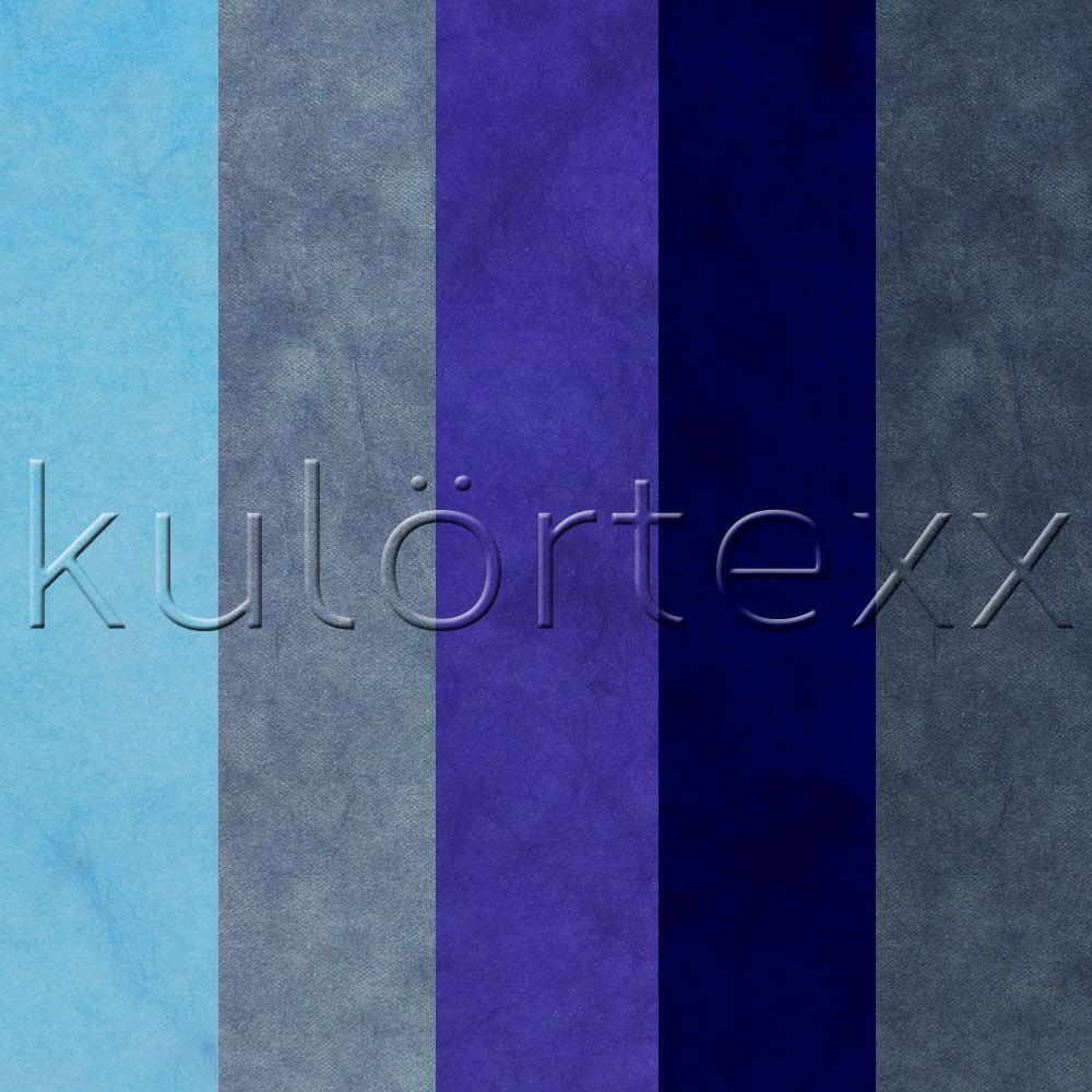 Blau Farbkarte: Strapazierfähig Wie