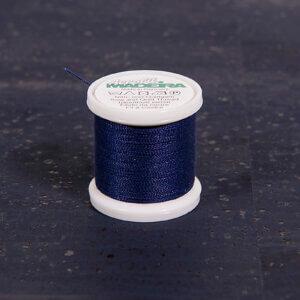 Garn-Madeira-azurblau