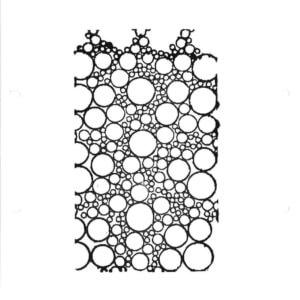 Thermofaxsieb Motiv Kreise-2