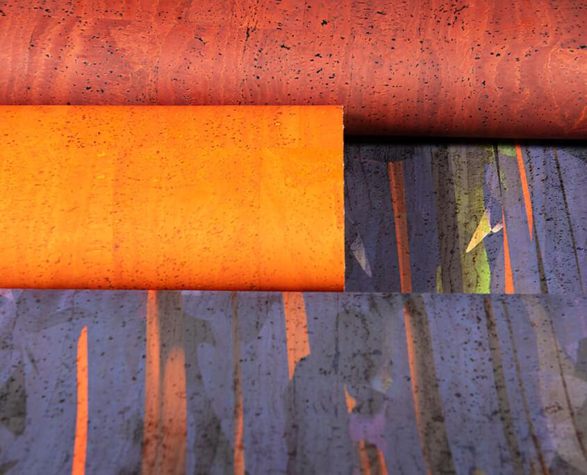 Premium Kork ColorfulCork No.019 by juttahellbach