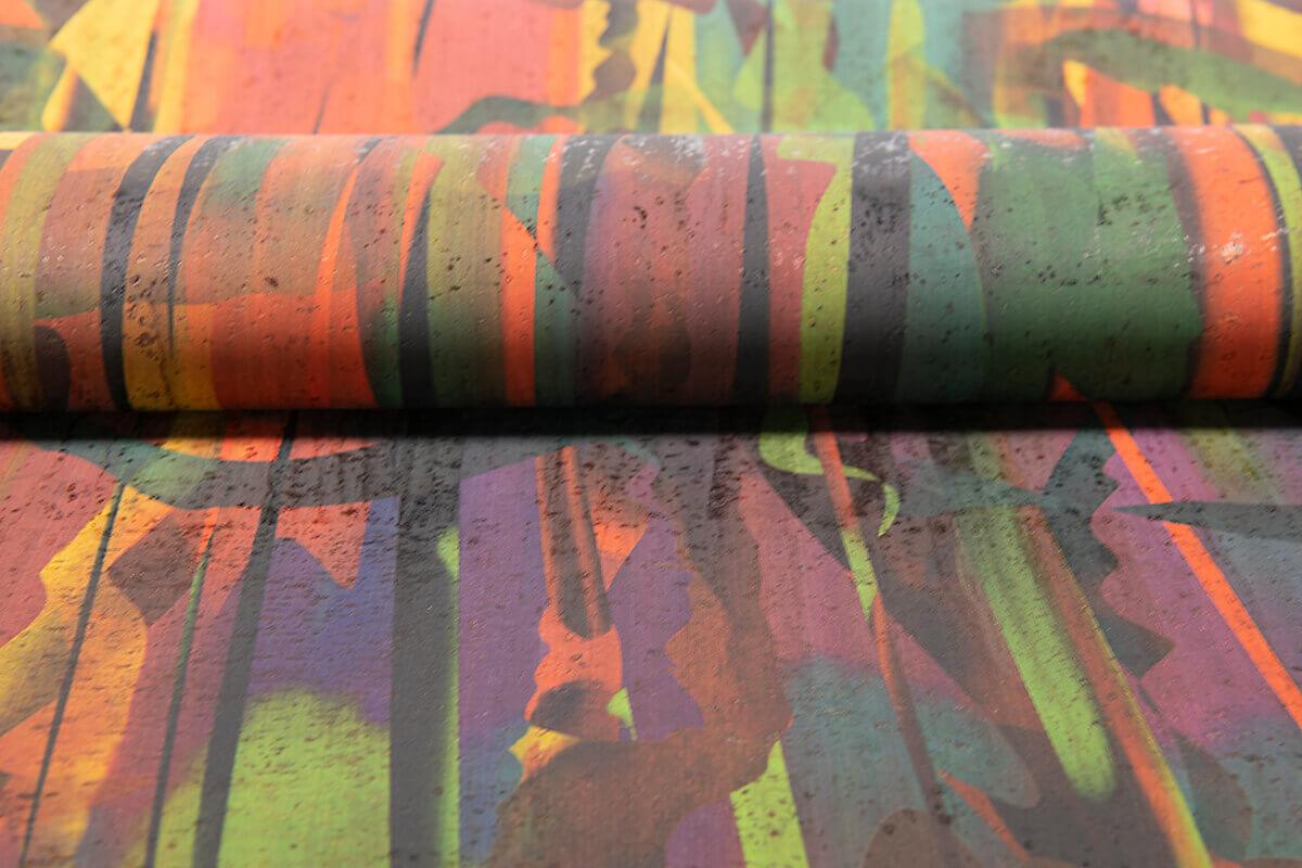 Premium Kork ColorfulCork No.021 by juttahellbach