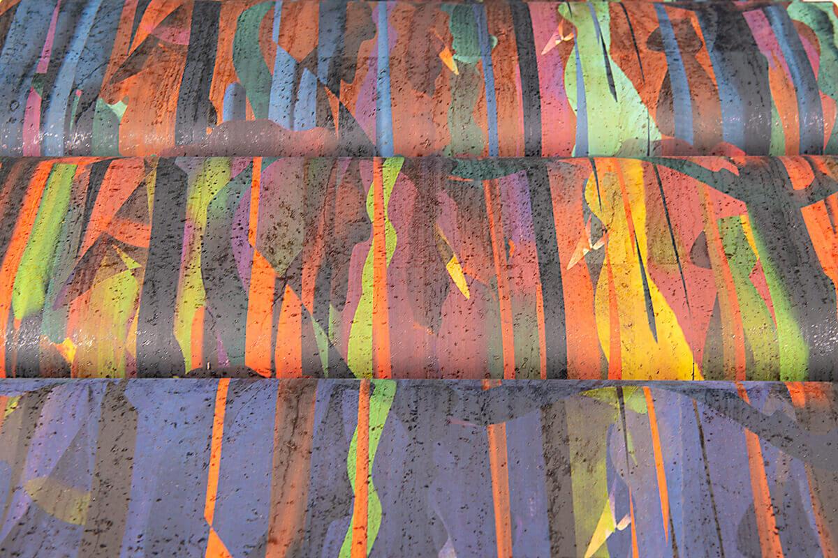 Premium Kork ColorfulCork No.019 No.020 No.021 by juttahellbach