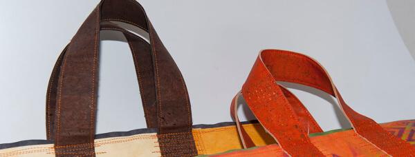 Premium Taschengriffe aus Kork von korkundkulör