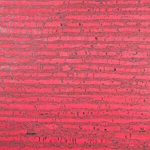 Korkstoff Muster Rinde rot