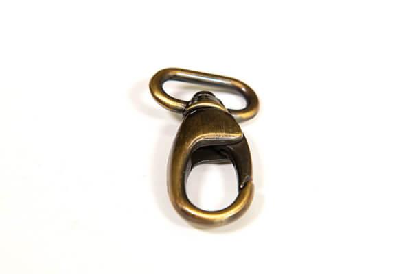 Taschenzubehör-Karabiner klein