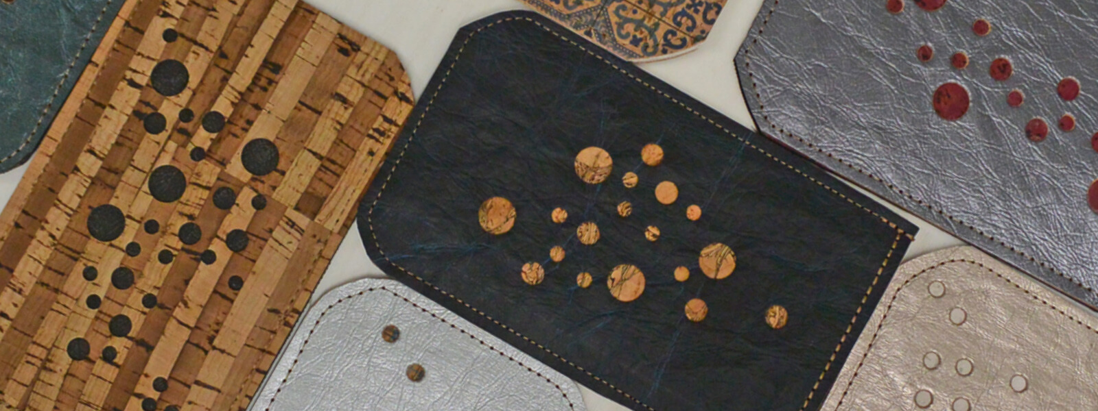 handyhüllen aus Korkleder und kulörtexx
