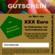 Geschenkgutschein für korkundkulör.de