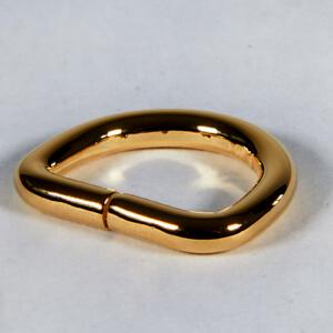 korkundkuloer taschenaccessoires D-Haken-gold