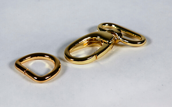 korkundkuloer taschenaccessoires gold