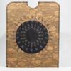 COLORmeetsNATURE, Tablet/Laptop Hülle Edition Jutta Hellbach - Kontrast von Farbe und Natur kombiniert mit aufwändiger Stickarbeit