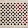 Squares, Tischset Edition Jutta Hellbach - cremefarbener Kork kombiniert mit farbigen Quadraten
