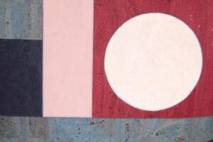 Korktasche Colorblocking kostenlose Anleitung