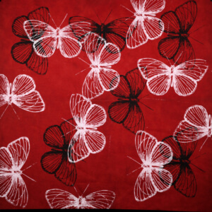 kulörtexx Butterfly 03 print