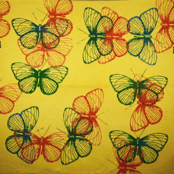 kulörtexx Butterfly 04 print