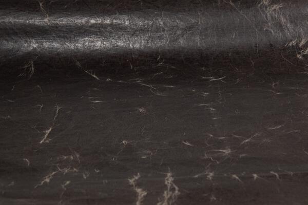 Lederpapier gewachst schwarz von korkundkuloer