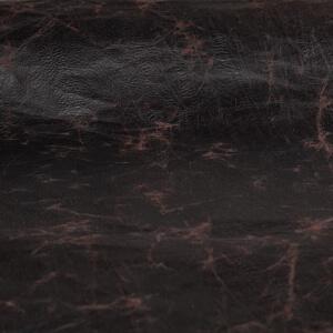 Lederpapier gewachst rotbraun von korkundkuloer