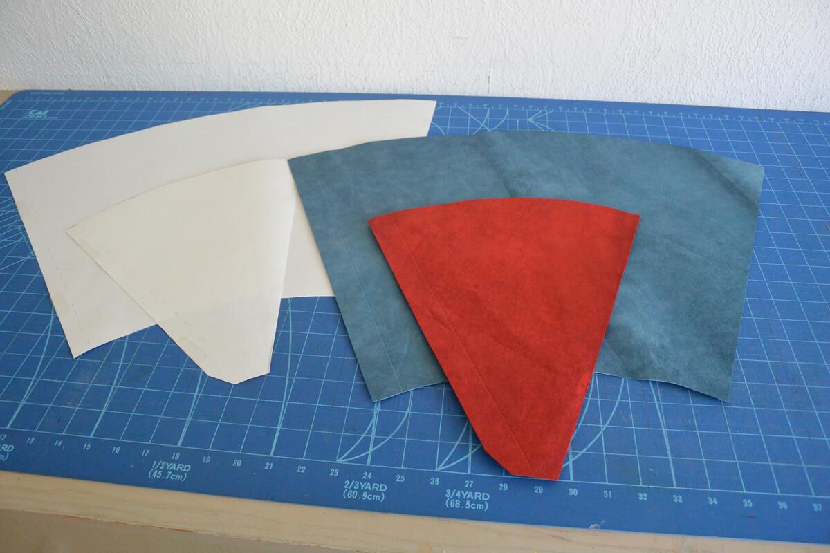 Schultüte selbermachen Arbeitsschritte korkundkulör